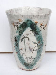 Ceramic ware, Jacqueline Leighton Boyce.