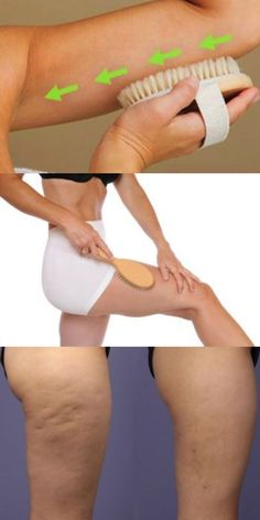 Do you find it embarrassing when you hit the beach or yoga classes with those thick thighs and love handles and wonder what the heck they are? Well, those dimply holes are known as cellulite. Here is the in-depth solution on how to get rid of cellulite Beauty Care, Beauty Hacks, Pineapple Health Benefits, Cellulite Scrub, Gewichtsverlust Motivation, Body Brushing, Beauty Recipe, Natural Home Remedies, Massage Therapy