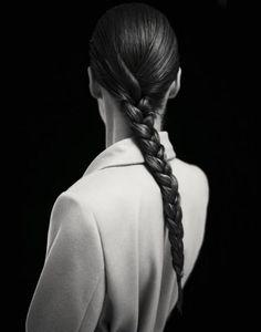 Long Clean Braid