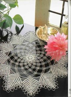 This and more doilies here...