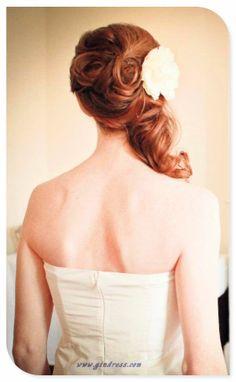 wedding hairs