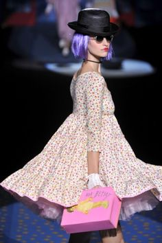 Betsey Johnson Spring 2013 by Janny Dangerous