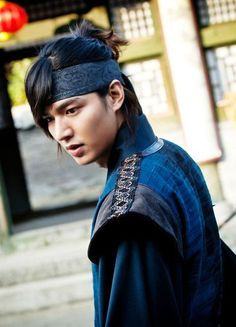 Minho Lee in Faith #이민호 #신의