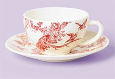 Love this cup and saucer