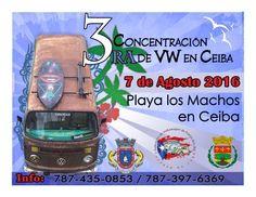 Concentración de VW en Ceiba 2016 #sondeaquipr #concentracionvwceiba #vwpr #playalosmachos #ceiba