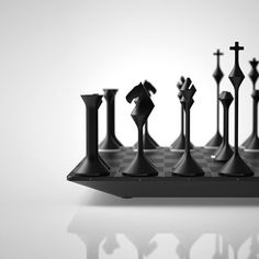 3d Chess, Giant Chess, Chess Sets, Sculpture Art, Sculptures, Chess Tactics, African House, Chess Set Unique, Window Seat Cushions