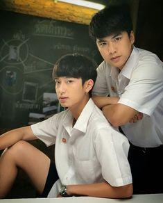 Young Cute Boys, Cute Teenage Boys, Vampire Sphere, Bullet Journal Aesthetic, Thai Drama, School Uniform, Boyfriend Material, Handsome, Guys