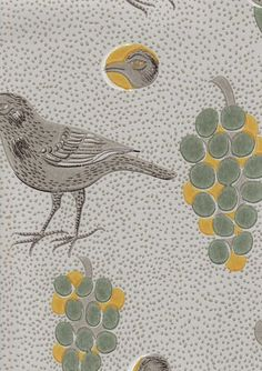 Ken kiuruista kaunein 64672 Graphic Patterns, Graphic Design, Fabric Patterns, Scandinavian, Retro Vintage, Art Deco, Birds, Colours, Prints