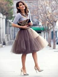 Image Result For What To Wear A Wedding As Guest Female Tulle Skirt Outfits