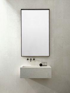 Home Interior Design .Home Interior Design Bathroom Design Inspiration, Bad Inspiration, Interior Inspiration, Design Ideas, Minimalist Bathroom, Modern Bathroom, Small Bathroom, Mosaic Bathroom, Bathroom Inspo