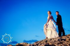 » Wedding at Buccanos on Cozumel | Cozumel Beach Photos | Destination Wedding | M & J Photography | Engagement | Honeymoon | Mexico Wedding