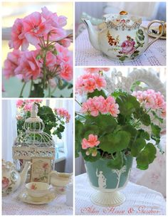 Aiken House & Gardens: Time for Tea