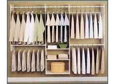 Ikea Closet System, Closet Ikea, Closet Storage Systems, Closet Rod, Closet Bedroom, Closet Space, Walk In Closet, Closet Organization, White Closet