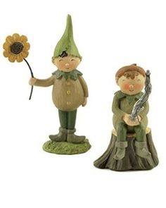 What is a fairy garden without fairies? This set of boy fairies are a perfect addition to any fairy garden collection. Get it: http://amzn.to/1LkrQfK  #fairygarden #cute #nature #diy #fairygardens #doityourself #fairyhouses #green #art #gardenart #miniature #fairy #garden #magicalfairygarden #magicalgarden #fairyhouse #fairyland #miniaturegarden #gardening #teelieturner #fairytail #paradise #instagood #photooftheday #instapic #picoftheday