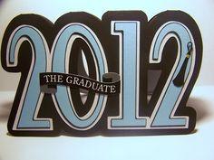 cool 2012 graduation card...  Patternsbysher.blogspot.com