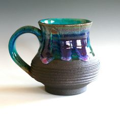 Coffee Mug handmade ceramic cup tea cup coffee cup by ocpottery