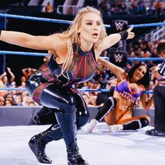 Natalya Beth Phoenix, Wwe Female Wrestlers, Wwe Womens, Wwe Superstars, Diva, Champion, Style, Fashion, Swag