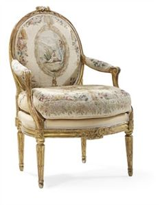 Historia del Mueble y de la Decoración Interiorista: 18. Neoclasicismo Luis XVI y Adam (1775-1800)