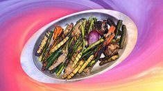 Balsamic Benihana sauce will turn any vegetable into a scene-stealer Garlic Butter Sauce, Vegetarian Dinners, Vegetarian Recipes, Vegetable Seasoning, Secret Recipe, Grilled Vegetables, Savory Snacks, Side Recipes