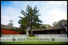 Landis Valley Museum Wedding Ceremony