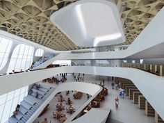 5 | How Twitter And Facebook Helped Bing Thom Design A Public Library | Co.Design | business + design