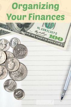 finance organization Are your finances a little out of control It doesnt take long for finances to become an unorganized mess. Check out these tips for getting your finances organized once and for all. Ways To Save Money, Money Saving Tips, Money Tips, Saving Ideas, Budgeting Finances, Budgeting Tips, Monthly Expenses, Financial Literacy, Financial Tips