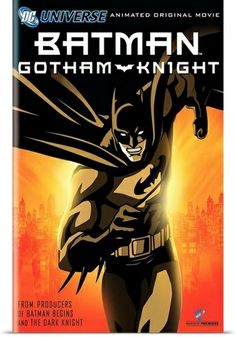 Batman: Gotham Knight - Movie Poster