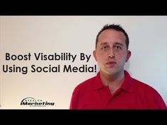 http://www.stealthimarketing.com/news/social-media/how-to-boost-your-visibility-using-social-media-brisbane-seo-experts-share-some-tips/  Social media such as Facebook, Twitter, YouTube, Google+ and Pinterest are a common household name, that it would make sense to make use of these to increase your websites popularity and your potential audience reach. This Brisbane SEO Services Agency reveals just how to do so.