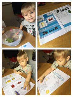 So my squidge is learning all about water at nursery so we thought we'd do some fun activities at home.  We played a sink or float game with objects around the house and put them into categories of whether they would sink or float and made our predictions before hand. We then talked about items that were waterproof and non waterproof and lastly we talked about where water comes from and what we use water for in our everyday lives. 💧☔️💙