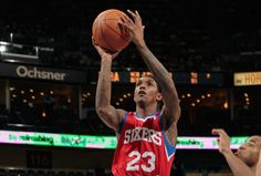 Sixers Roll Over Knicks in the Garden.