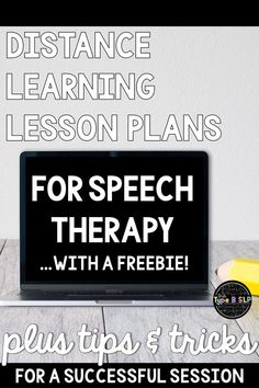 Get some distance learning lesson plan ideas for your speech teletherapy sessions. Plus tips and ideas for a successful speech therapy session. Speech Therapy Games, Speech Language Pathology, Speech And Language, Articulation Activities, Speech Therapy Activities, Educational Activities, Learning Activities, Speech Rules, Play Therapy Techniques