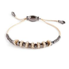 Love this! Found it on Chelsea Row mila bracelet $38