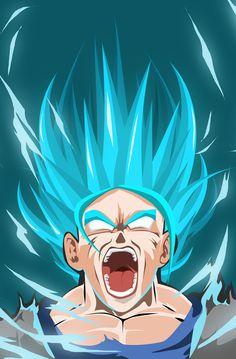 Rage Series by Kode Logic   #Goku Super Saiya 5