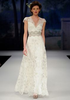 Claire Pettibone Wedding Dresses - MODwedding