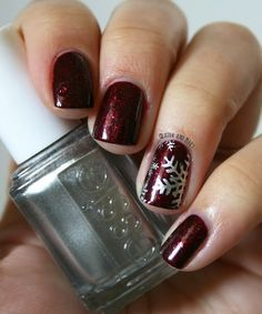 Nail Designs for Winter 10