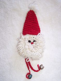 Ravelry: Santa Claus door-knob cover pattern by McCall Pattern Company
