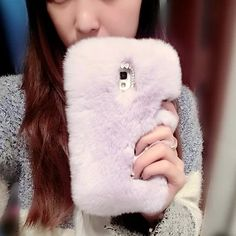 Find More Phone Bags & Cases Information about 100% real Rabbit Fur For Samsung Galaxy Note 2 3 4 5 Case New Fashion Luxury Design For note 4 Note 5 Case,1 Piece Free Shipping,High Quality fur cuff,China fur leather jacket women Suppliers, Cheap fur cap from Shenzhen Yip's Union Trading Store on Aliexpress.com