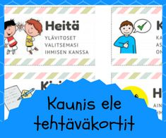 Katso, mikä on ajankohtaista tällä viikolla Christmas Calendar, Les Sentiments, Teaching Kindergarten, Early Childhood Education, Emotional Intelligence, Social Skills, Pre School, Special Education, Classroom