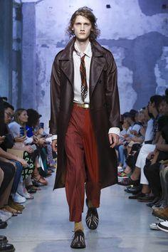 Marni Fashion Show Menswear Spring Summer 2018 Collection
