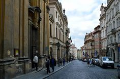 Ruelles de Prague