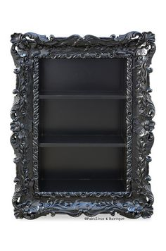 http://www.fabulousandbaroque.com/collections/extras/products/felicia-wall-mounted-etagere-black