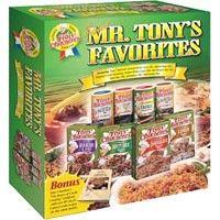 The Original Mr. Tony's Favorites