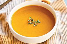 Sütőtökkrém leves - MINDENMENTES