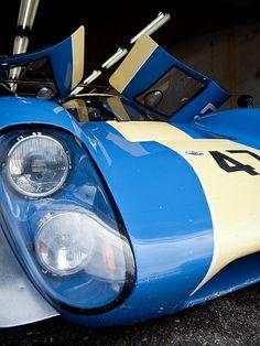 2010 Zandvoort Historic GP: Lola T70 Mk3B