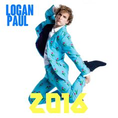 2016, a song by Logan Paul on Spotify