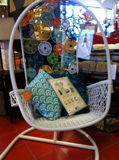 Awesome And Fun! Swinging Chair At Pier 1 Imports