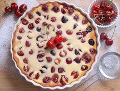 Clafoutis - Avec Plaisir Pancakes, Pie, Breakfast, Food, French Recipes, Torte, Morning Coffee, Cake, Fruit Cakes