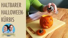 So bleibt geschnitzter Kürbis länger haltbar (Halloween Hacks Special)