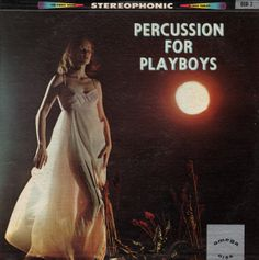 Various Artists - Percussion for Playboys (1959)