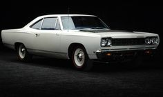 plymouth 1968 ROAD RUNNER